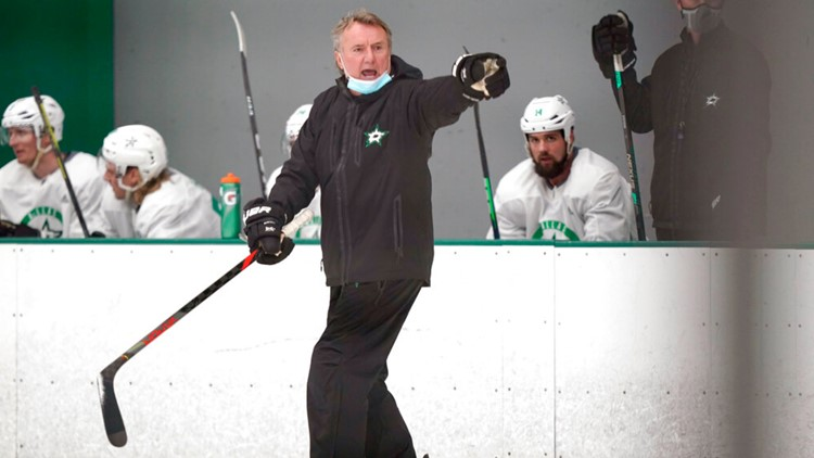 17 Stars players test positive for COVID-19 during training camp, NHL says
