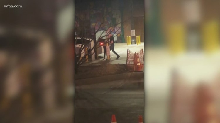 'He just kept hitting me': Woman punched in violent Deep Ellum attack speaks out