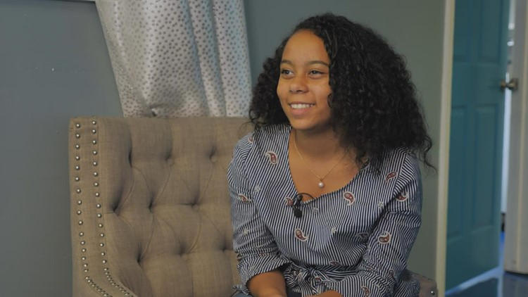 Wednesday's Child, 12-year-old Malayshia wants a forever family to cherish her for who she is and to make her feel safe