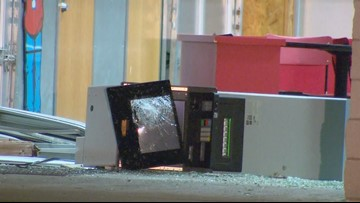 2 arrested after an attempted ATM theft at Plano Sports Authority