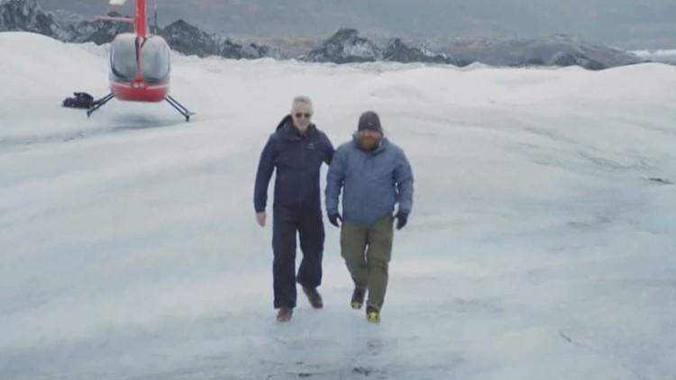 VERIFY: We take a climate change skeptic to Alaska, Part 2