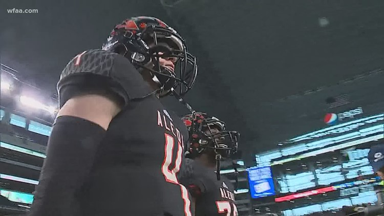 Aledo takes title shot with Texas high school football history on the line