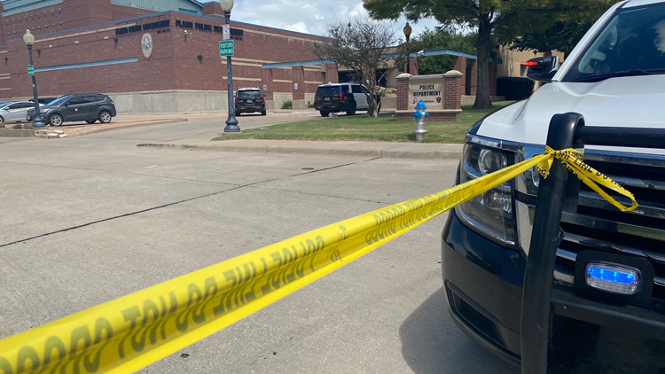 Police say Sunday Garland Lyft driver killing and Plano Police HQ shooting are related; FBI looking into possible terrorist ties