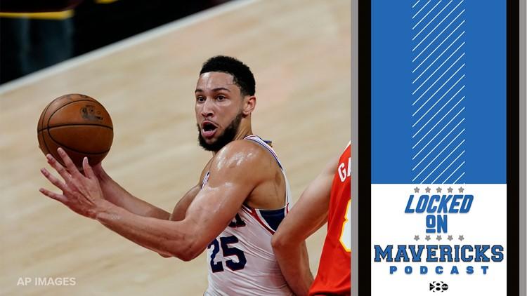 Should Dallas pursue Ben Simmons in a trade? | Locked On Mavericks