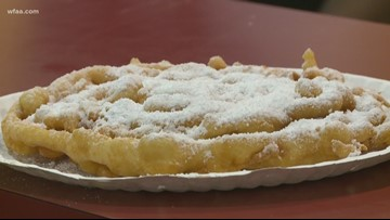 50 years of funnel cakes at the State Fair of Texas