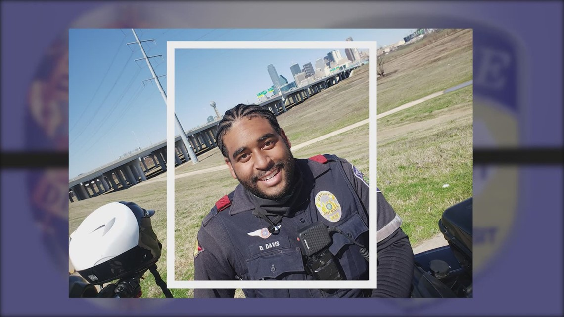 Rooted: DART Police Officer Dakari Davis shares his hair story
