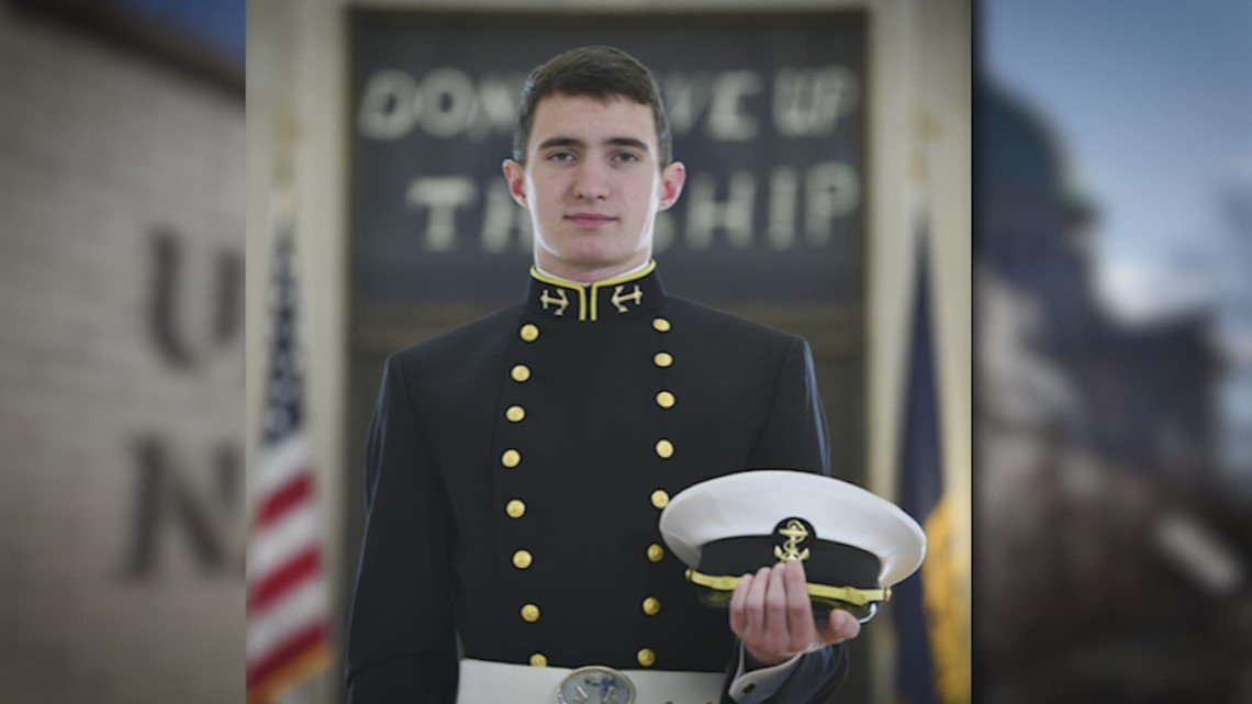 McKinney man says volunteering with Carry The Load led him to Naval Academy