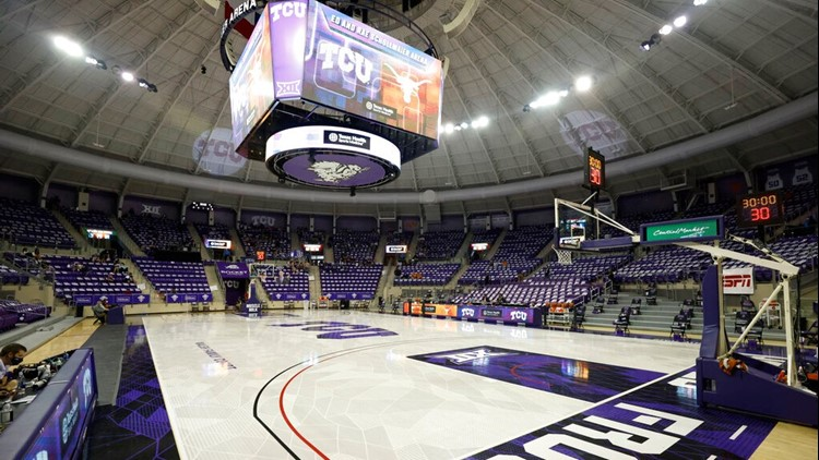 NCAA sanctions TCU basketball after former coach received $6,000 payment to influence student-athletes