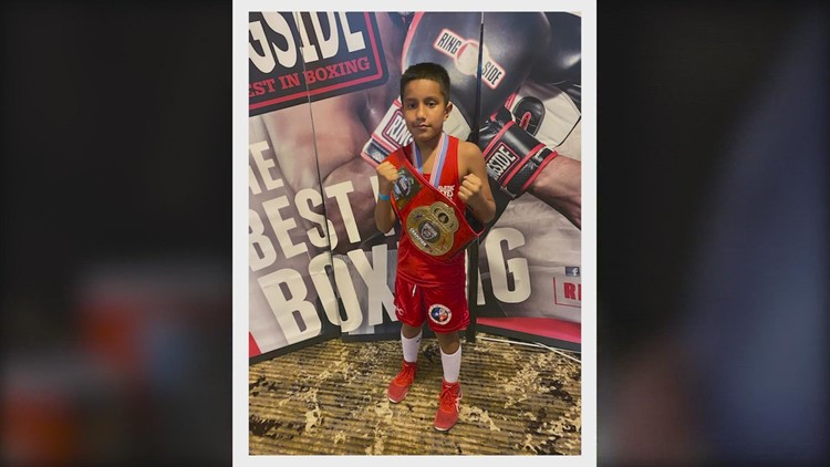 'A second home': Dallas boxing club helps kids find passion, purpose