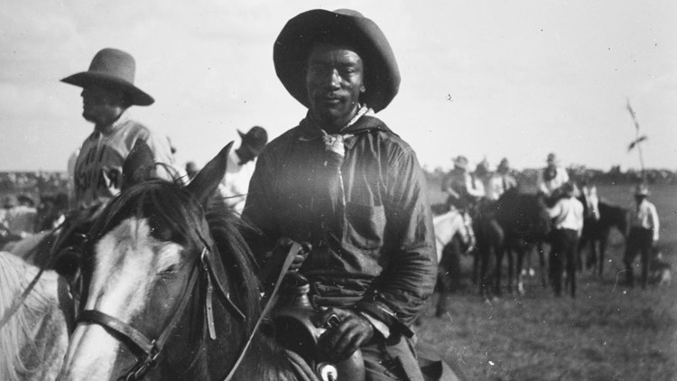 From Texas to Oklahoma, Bill Pickett paved the way for future Black cowboys