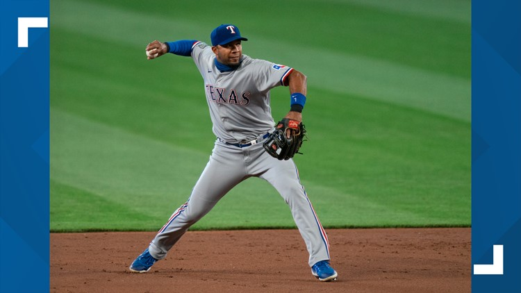 Texas Rangers part ways with Elvis Andrus to signal end of an era
