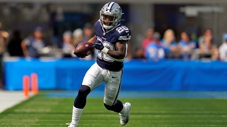 Cowboys RB Tony Pollard nominated for FedEX Ground NFL Player of the Week