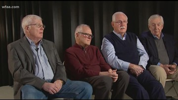 WFAA legends reflect on 'Shaping a City'