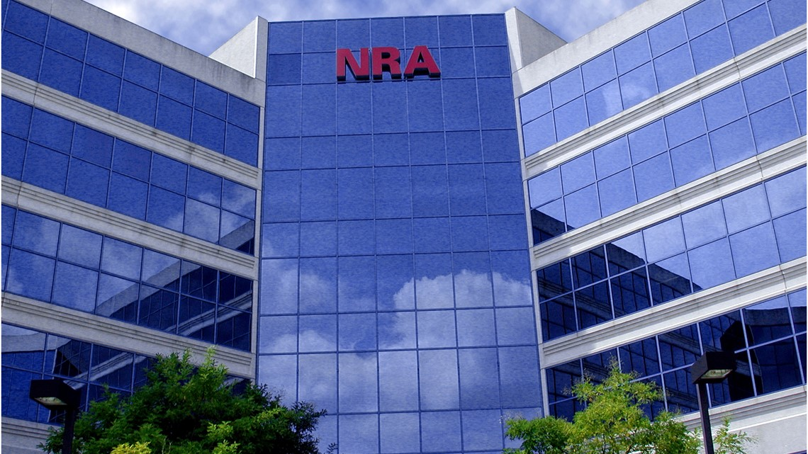 NRA could still move HQ to Texas despite court loss