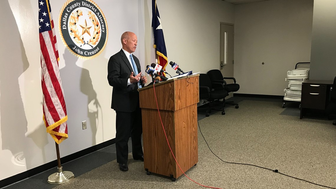 'I'm not angry, I'm disappointed': Dallas County DA defends himself against accusations from Amber Guyger trial