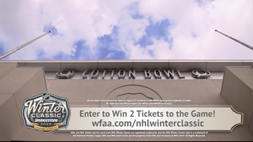 2020 Bridgestone NHL Winter Classic® Ticket Giveaway