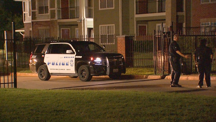 Deadly month in Dallas: 3 deadly shootings overnight add to