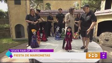 Fiesta de Marionetas at the State Fair of Texas