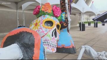 Día de Los Muertos Parade and Festival begins new tradition in Dallas