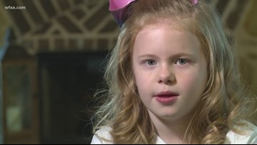 7-year-old founder of 'Abigail's Beads' helps those in need