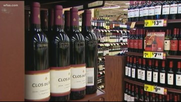 Like to BYOB? You might be able to do so at more Texas restaurants
