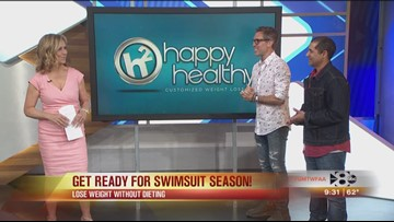 Get Ready for Swimsuit Season