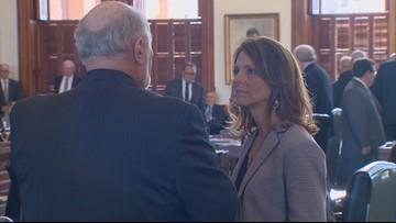 Texas senator defends bill empowering husband's office