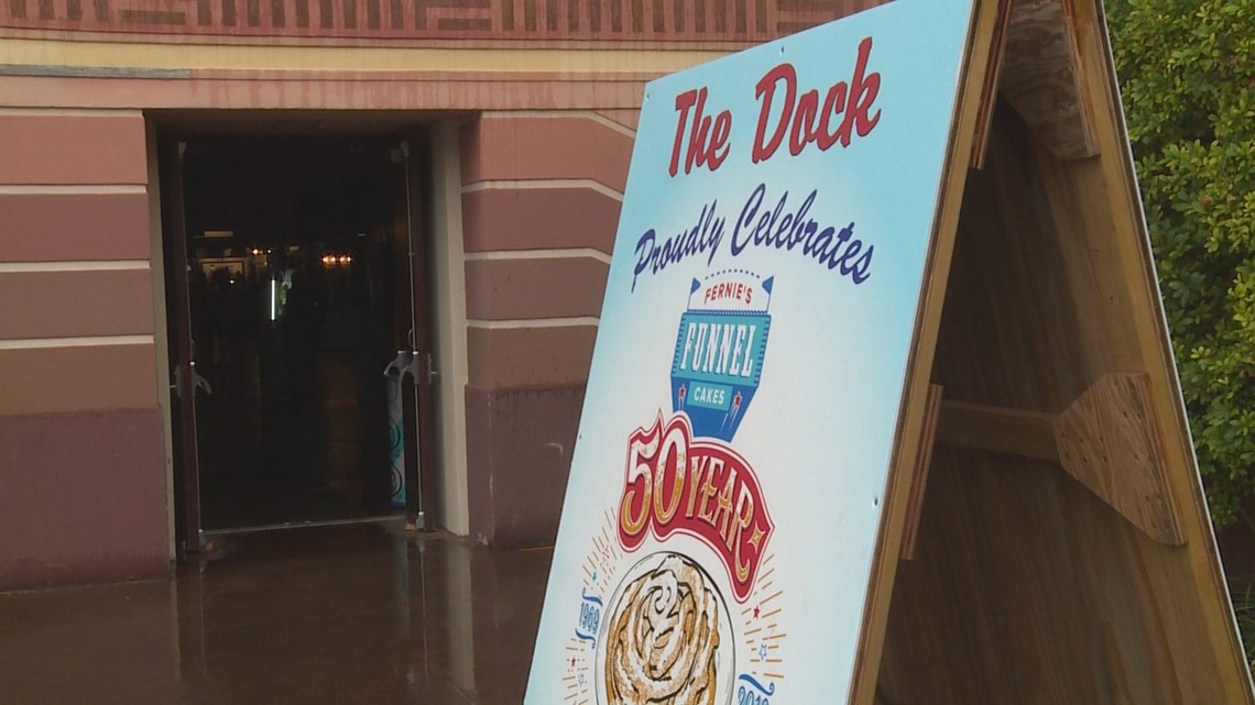 She brought funnel cake to the state fair. This year, she celebrates 50 years at Fair Park
