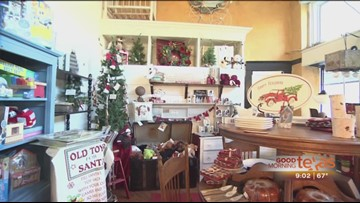Home for the Holidays: Waxahachie