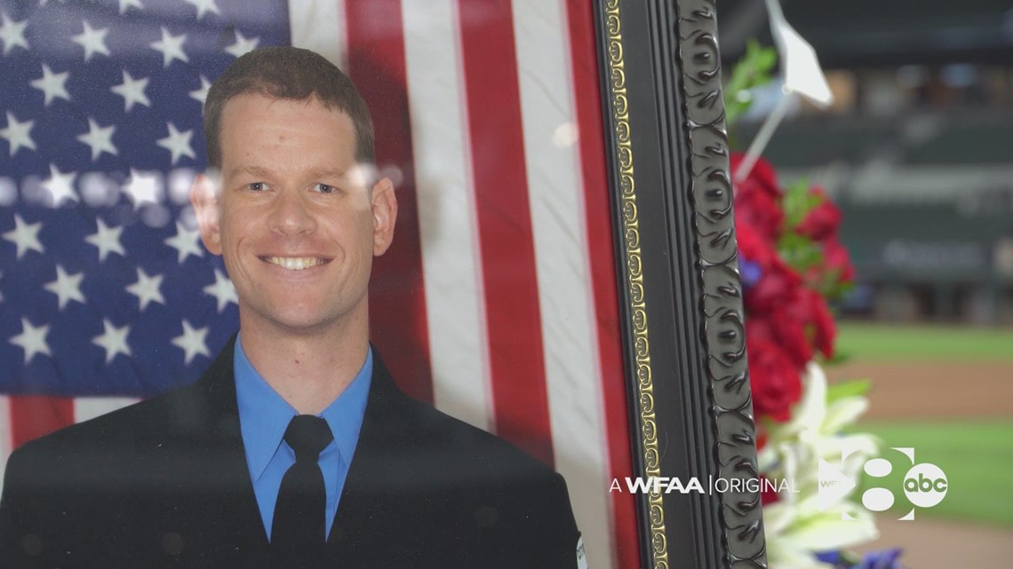 Firefighter dies of 'occupational' cancer at 31 years old