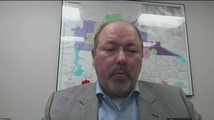 Northwest ISD assistant superintendent speaks about how hard it is to find workers