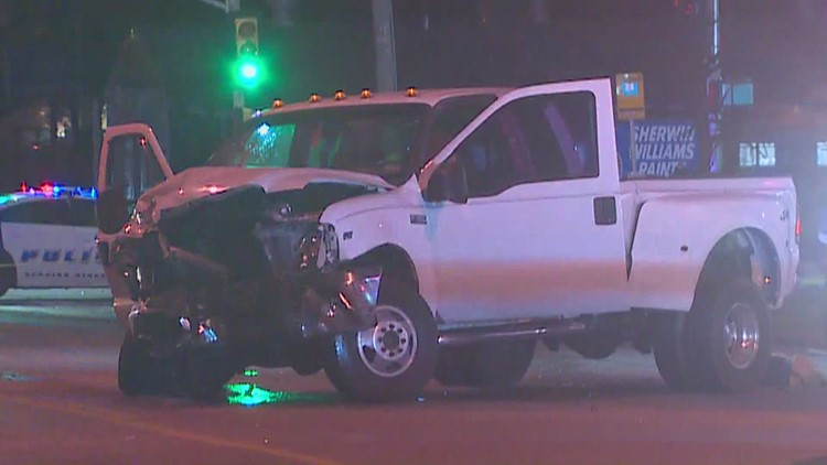 Officials: 2 people arrested, 1 person killed after Grand Prairie chase ends in Dallas