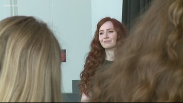 Students reach for the stars, meet musical group Celtic Woman