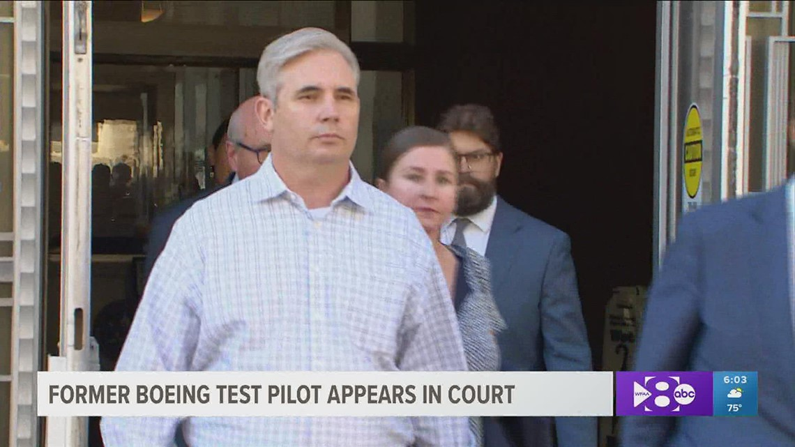 Ex-chief technical pilot involved in Boeing 737 MAX testing makes first court appearance