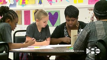 Tearing down walls: Fourth graders prove what's possible by bridging differences, building friendship