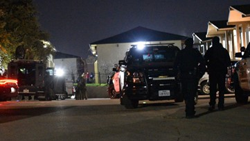 Man barricaded himself inside Fort Worth apartment, threatened to 'blow up' oxygen tanks, officials say
