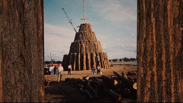 A look back at the Texas A&M bonfire collapse, 20 years later
