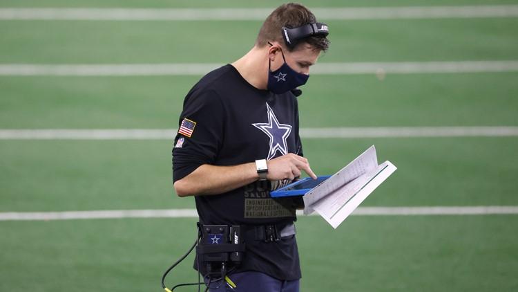 Cowboys OC Kellen Moore a melting pot of coaching influences