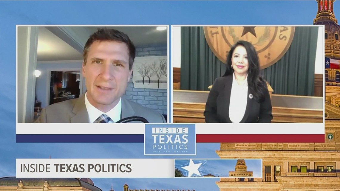Texas state rep working to make it easier for domestic violence survivors to get protective orders