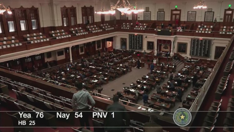 Students, advocates concerned about newly passed Texas bill restricting transgender student-athletes