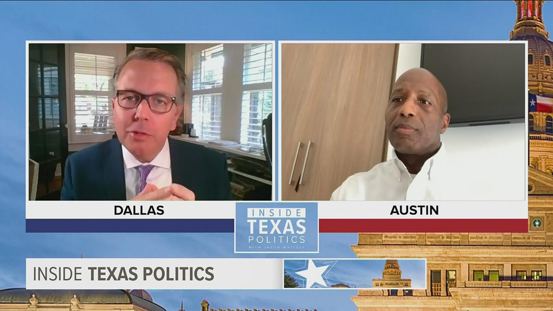 Inside Texas Politics: Democratic areas have seen most growth, but GOP will control redistricting