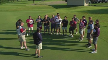 Building a better community from the golf course: Rockwall friends lend a helping hand