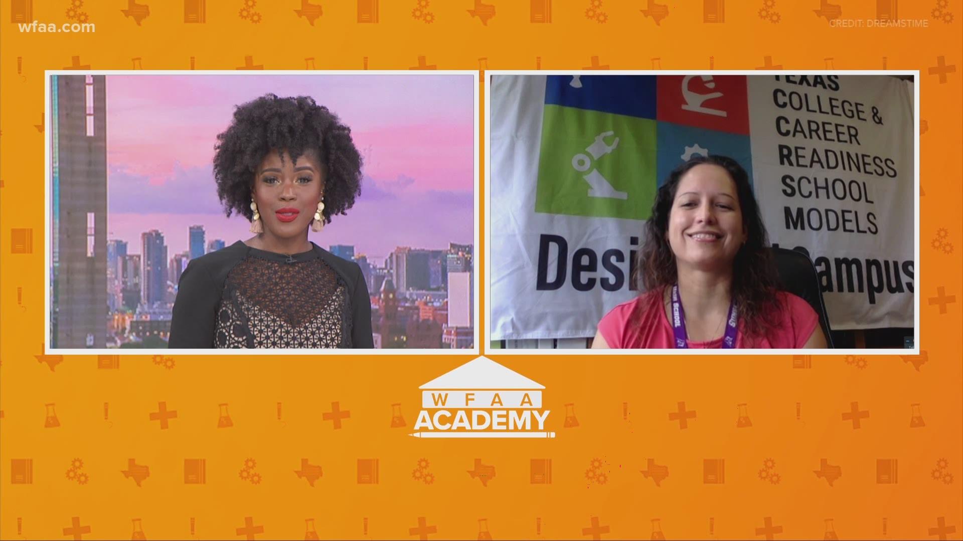 Wfaa Academy Career Planning For Teens Wfaa Com