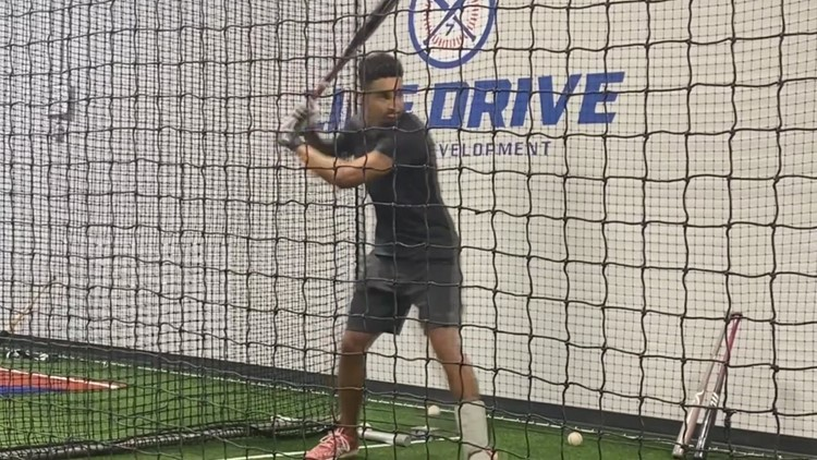 Jesuit's Lawlar preps for MLB Draft, with help from mom