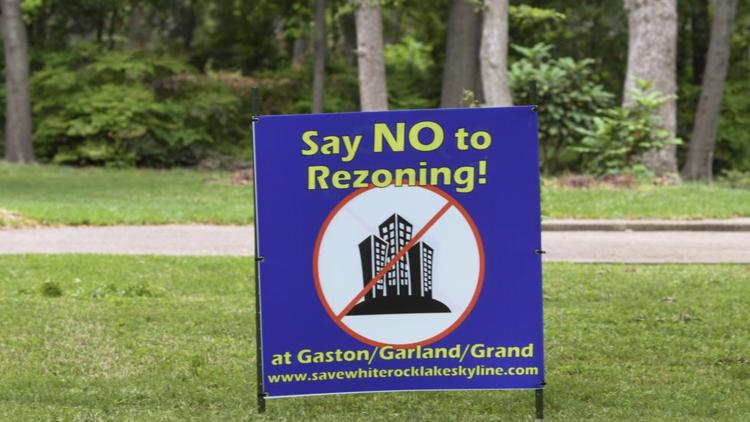 Zoning change approved for development near White Rock Lake