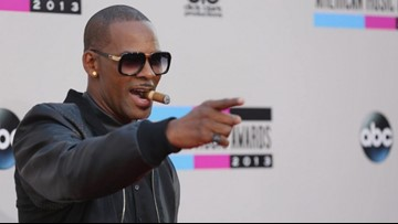 R. Kelly's music pulled off the air at two DFW radio stations