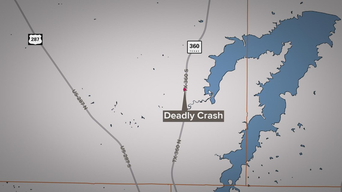 Pregnant woman, her newborn baby among 3 dead in crash on Highway 360 service road, police say