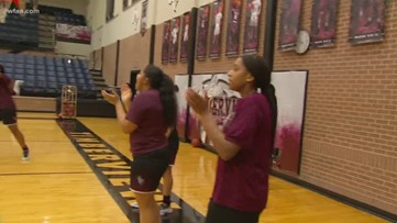Teamwork is more than talk for the Mansfield Lady Timberwolves