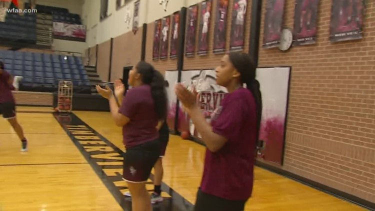 Teamwork is more than talk for Mansfield Lady Wolves