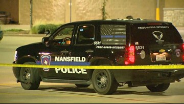 Mansfield officer shot armed man at IHOP, police say